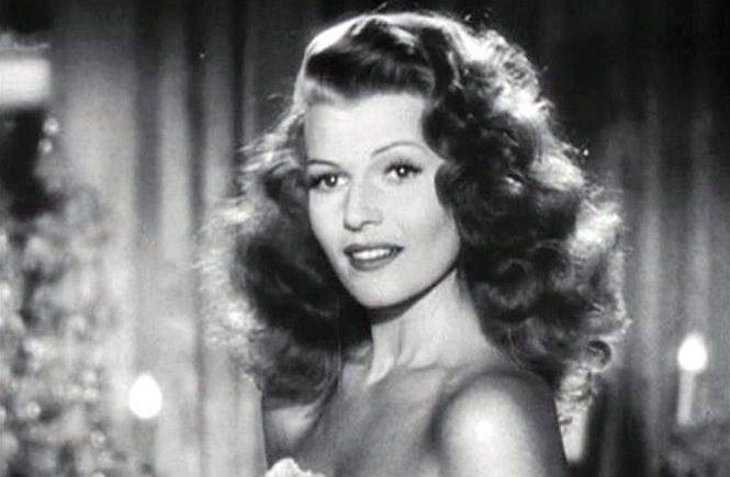 W starym kinie Rita Hayworth