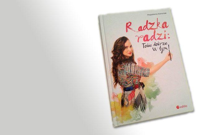 Radzka Radzi książka