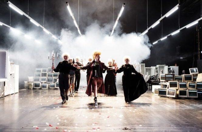 Przyjdzie Mordor i nas zje - Teatr Osterwy