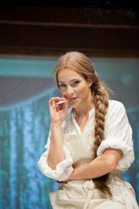 Anna Dereszowska na scenie