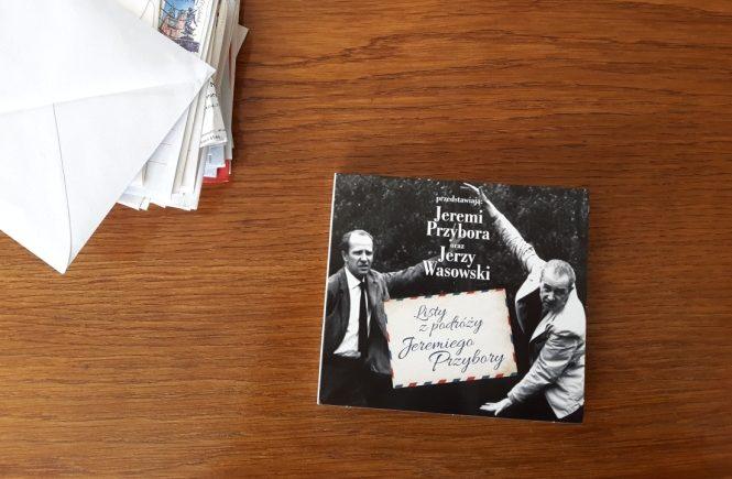 Listy z Podróży audiobook