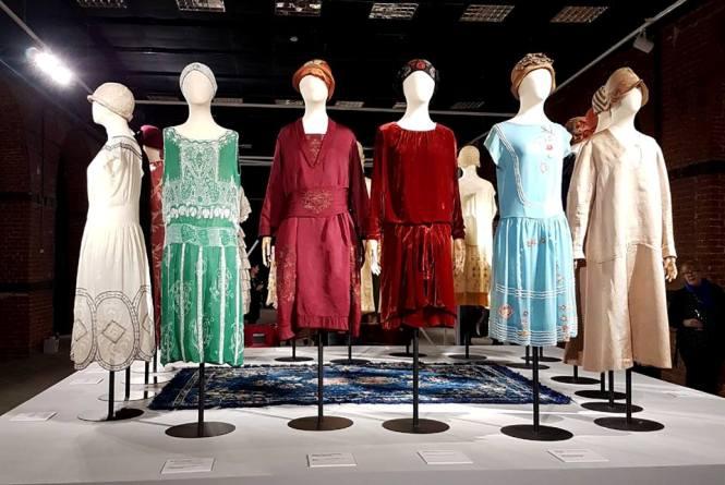 Rosyjska moda - wystawa