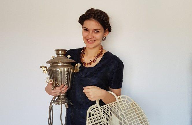 Rosyjska moda - rozmowa z Natalią z bloga Moinob