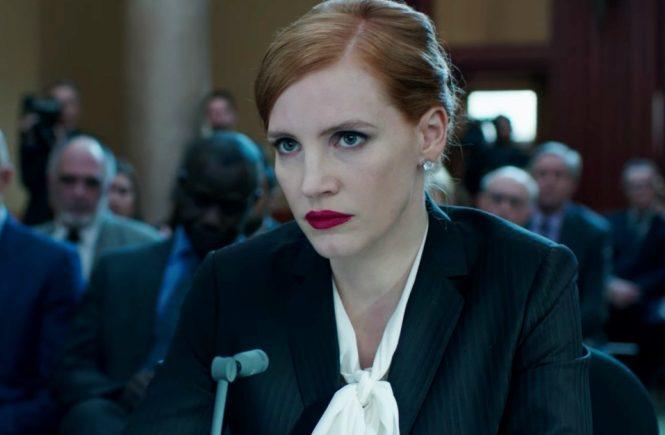 "Recenzja filmu ""Miss Sloane"""