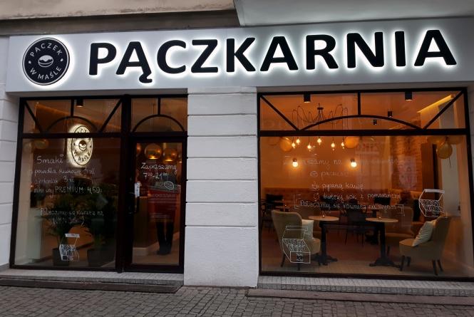 Pączek w maśle Poznań