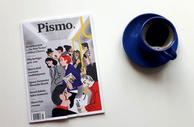 pismo magazyn