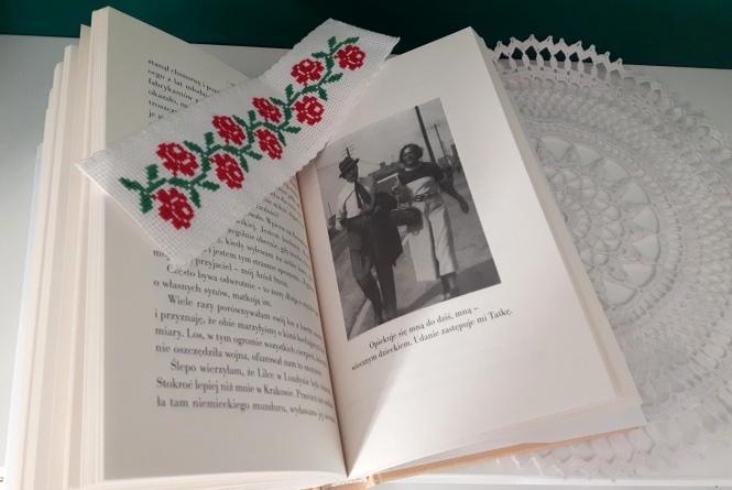Książka Magdaleny Samozwaniec