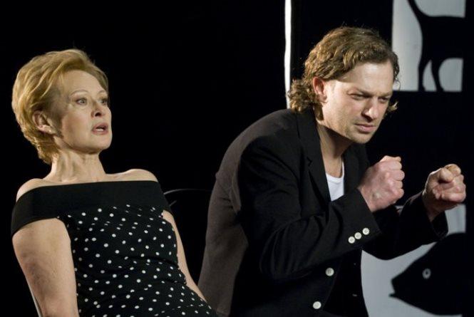 Grzegorz Damięcki i Grażyna Barszczewska