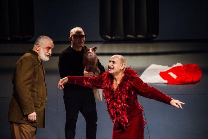 Trans-Atlantyk w Teatrze Ateneum