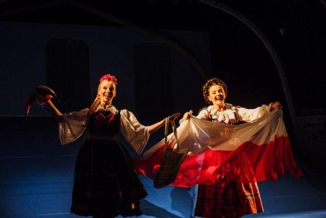Spektakl Transatlantyk