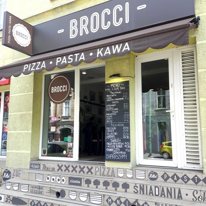 Brocci w Poznaniu