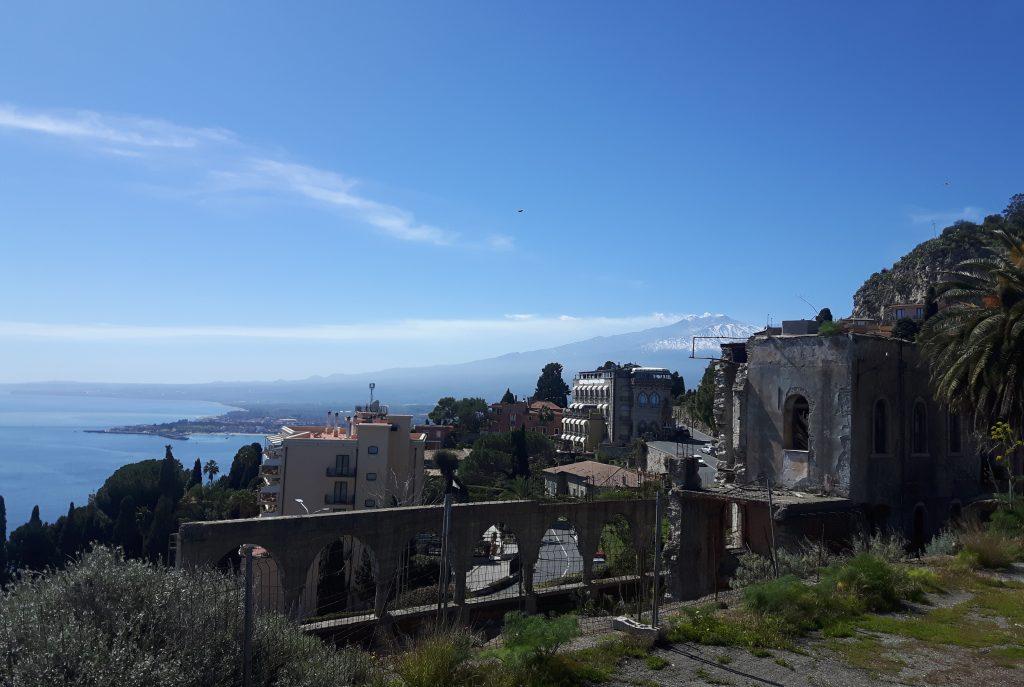 Zwiedzanie Taorminy