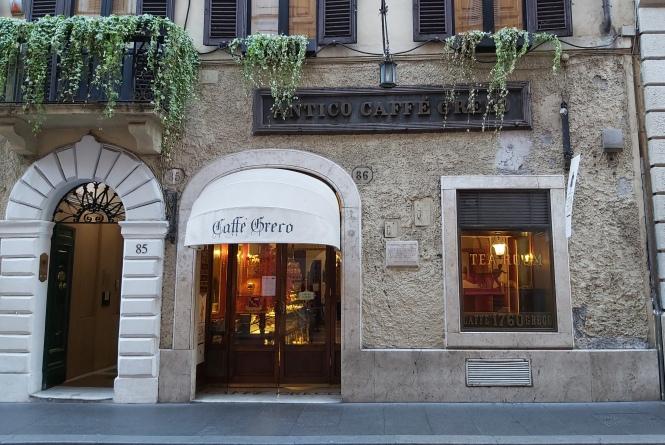 Caffe Greco Rzym