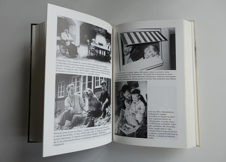 Nils Thorsen - biografia Larsa von Triera