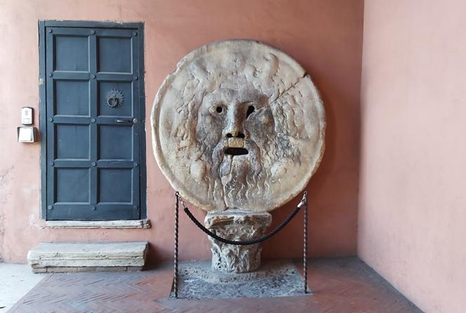 Usta Prawdy w Rzymie