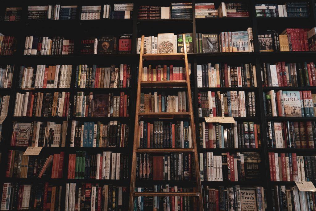Książki na czas zarazy