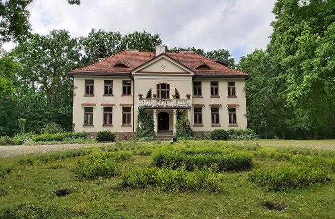 Podkowa Leśna śladami Iwaszkiewicza