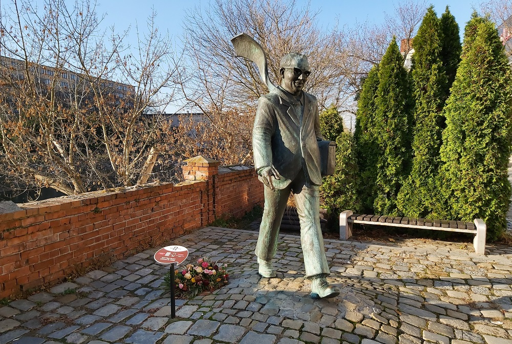 Pomnik Karola Musioła