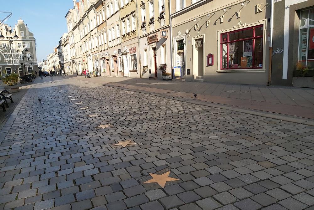 Aleja Gwiazd Festiwalu Polskiej Piosenki w Opolu | fot. Anna Fit - Kulturalny Blog